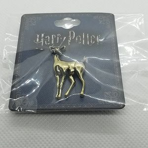 NWT Harry Potter Doe Pin Lootcrate